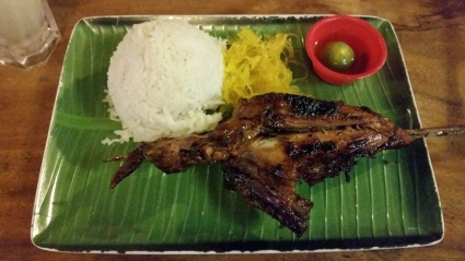 JT's Chicken Inasal in Dumaguete