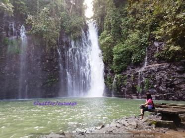 Tinago Falls in Iligan