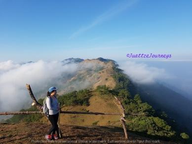 Ambanaw Paway Peak, Mt. Ulap in Benguet