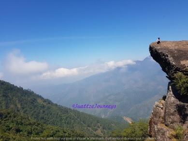 Gungal Rock, Mt. Ulap in Benguet