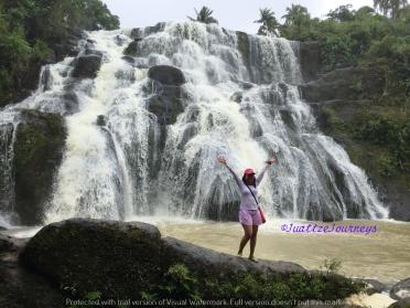 Aliw Falls in Laguna
