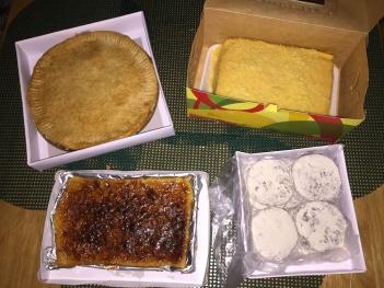 Letty's Cassava Cake, Buko Pie, Espasol in Laguna & Yema Cake in Quezon