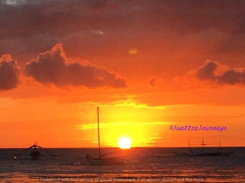 Boracay Sunset 2015