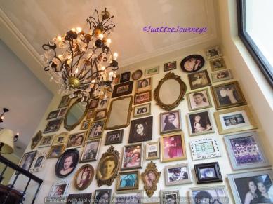 Pamana Restaurant Interior