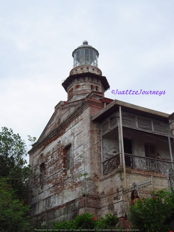 Cape Bojeador Lighthouse in Ilocos Norte