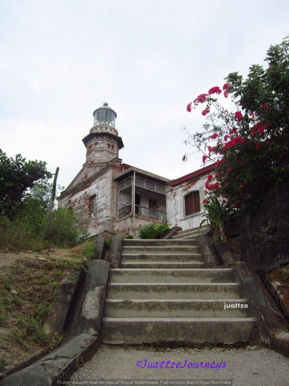 Cape Bojeador Lighthouse in Ilocos Norte