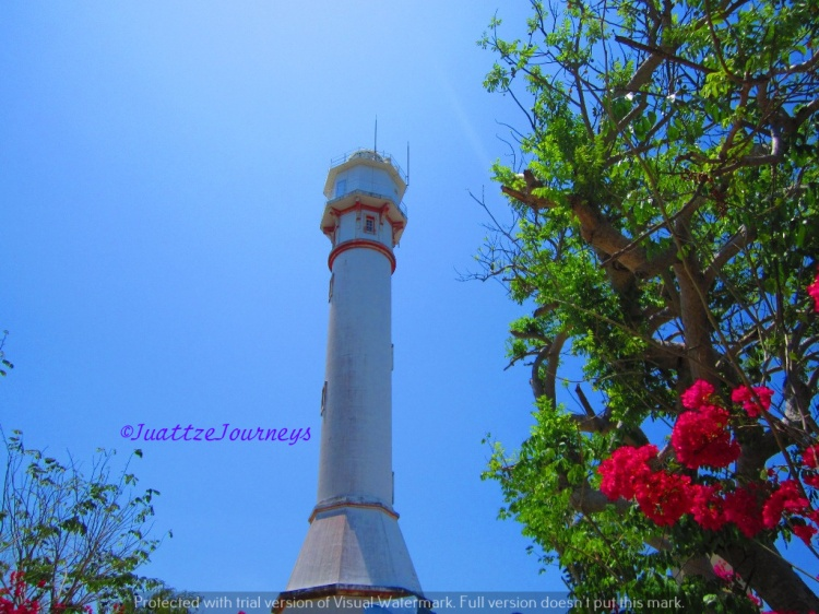 Cape Bolinao Lighthouse in Pangasinan