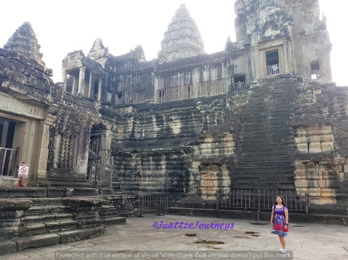Angkor Wat Temple Complex in Siem Reap, Cambodia